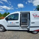 cian's kennels dog transport van
